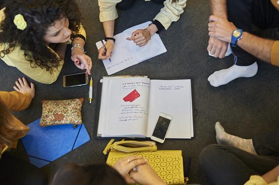 Campus Volvo: Propuesta de innovación para incorporar la ciudad en el proceso educativo (Trabajo de fin de Máster)