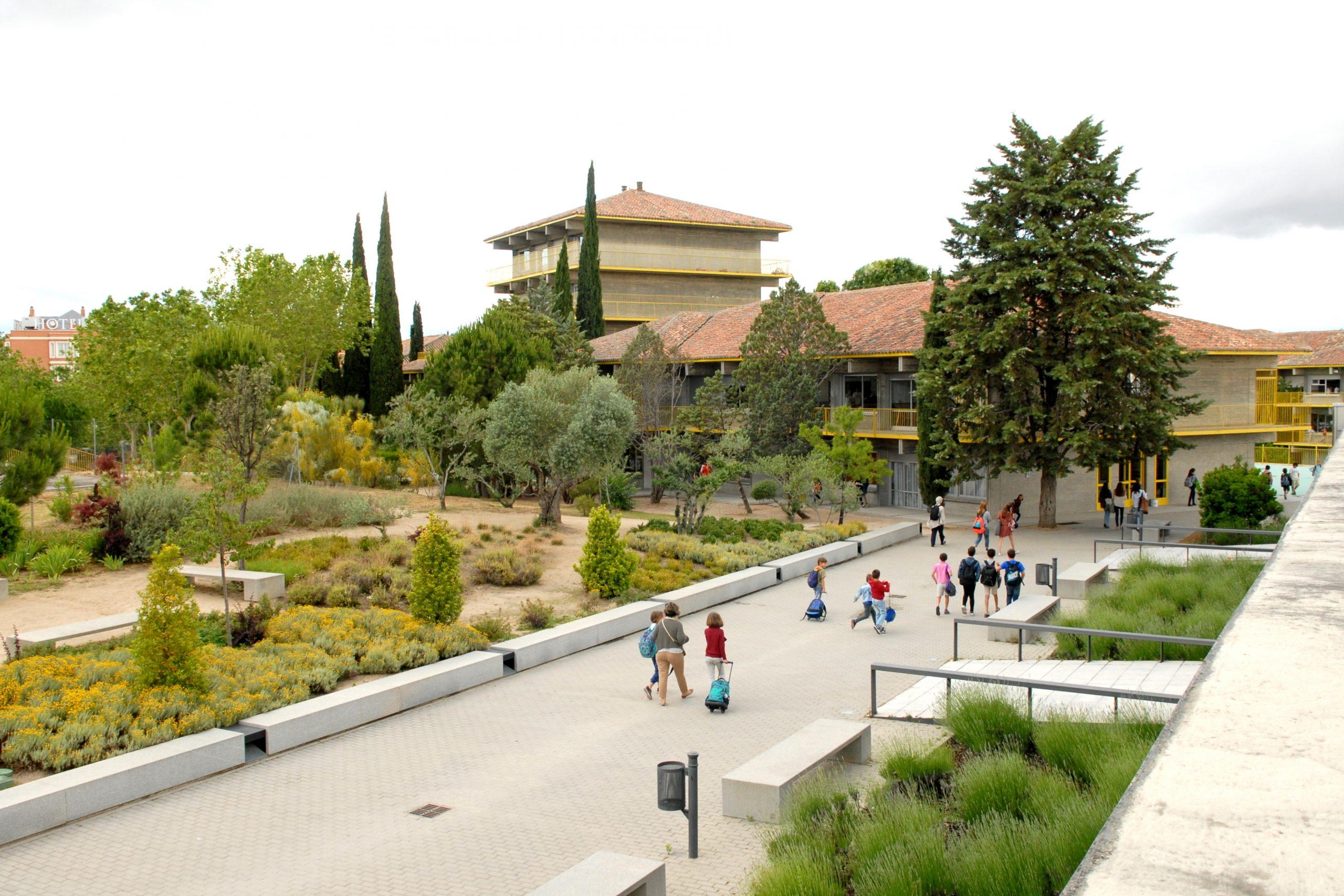 Los centros responden a la Covid-19: Colegio Estudio